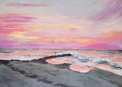 Sunset Painting Party