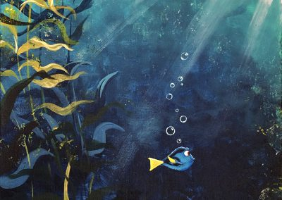 easy dory painting