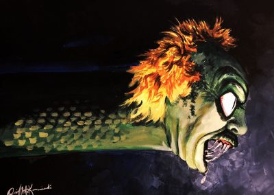 Intermediate Painting Beetlejuice